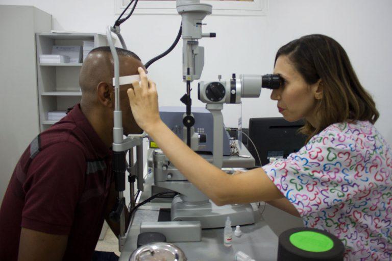 Correction de la vision par laser