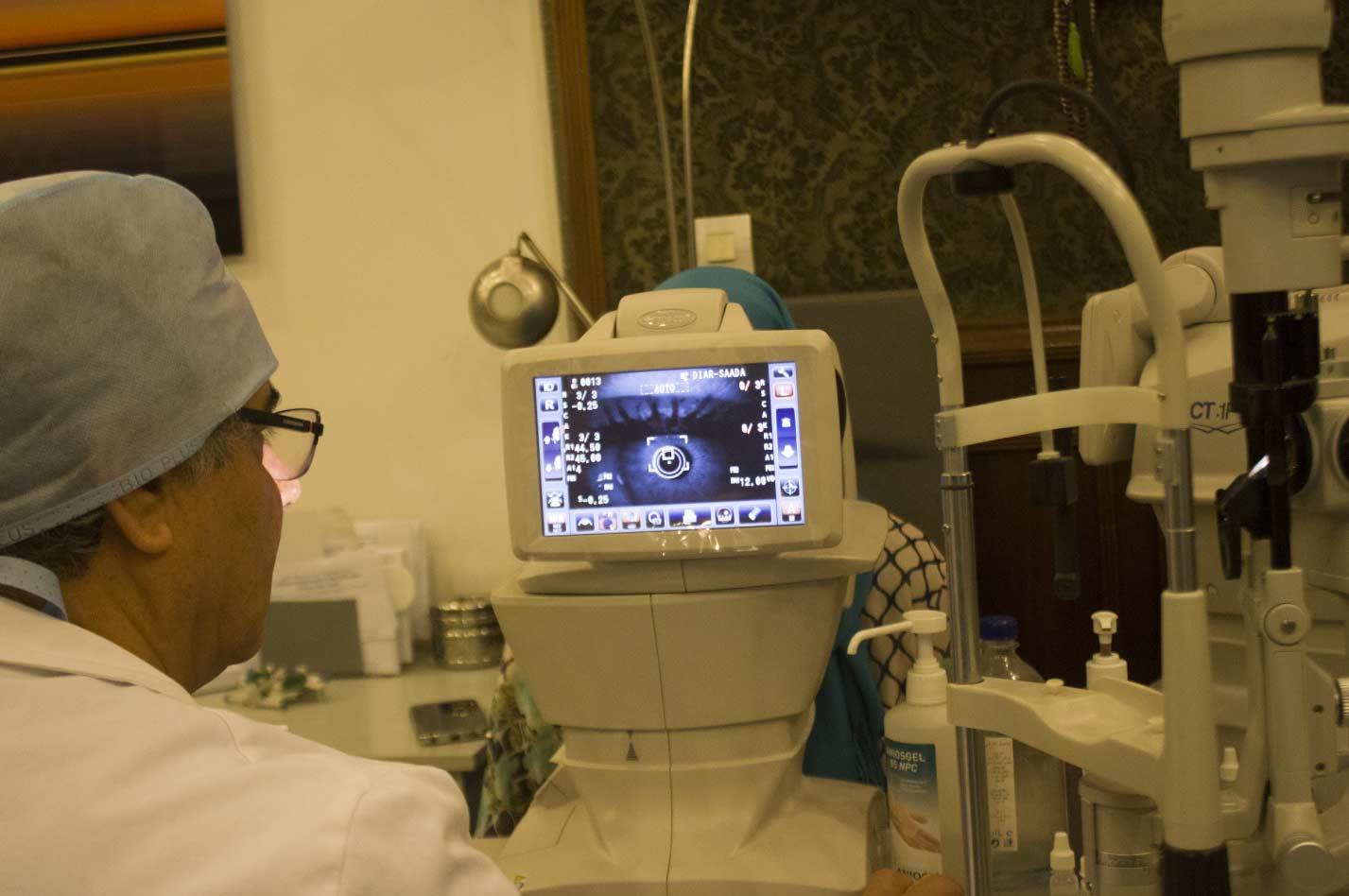 Read more about the article Comment prévenir la douleur après la chirurgie Lasik ?