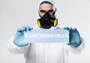 Coronavirus: comment les yeux peuvent jouer un rôle dans sa propagation