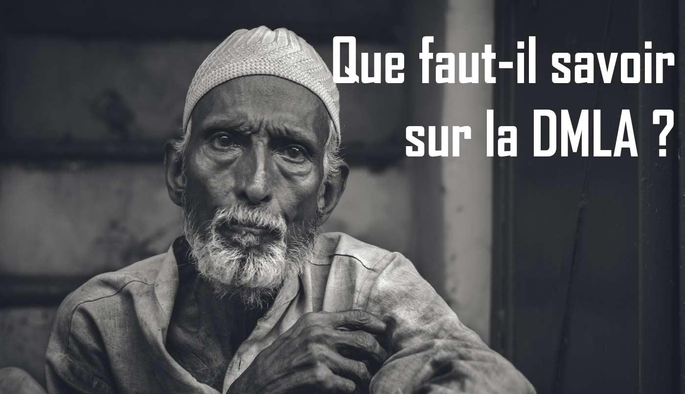 Read more about the article Que faut-il savoir sur la dégénérescence maculaire liée à l'âge?