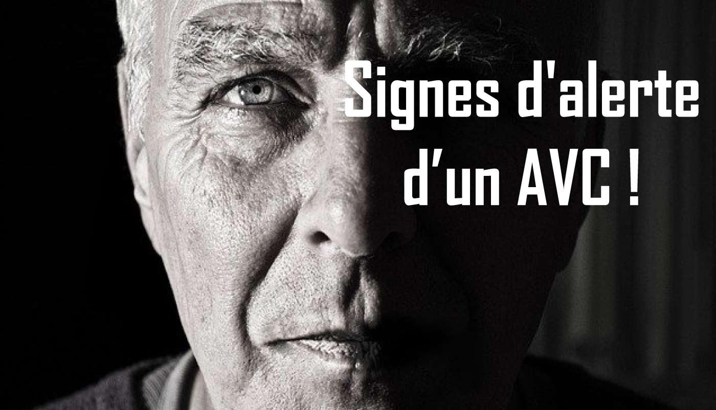 Read more about the article Quels sont les signes d'alerte d'un AVC !