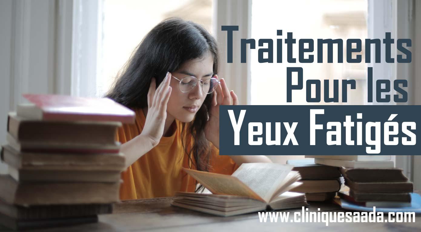 Read more about the article Traitements pour les yeux fatigués