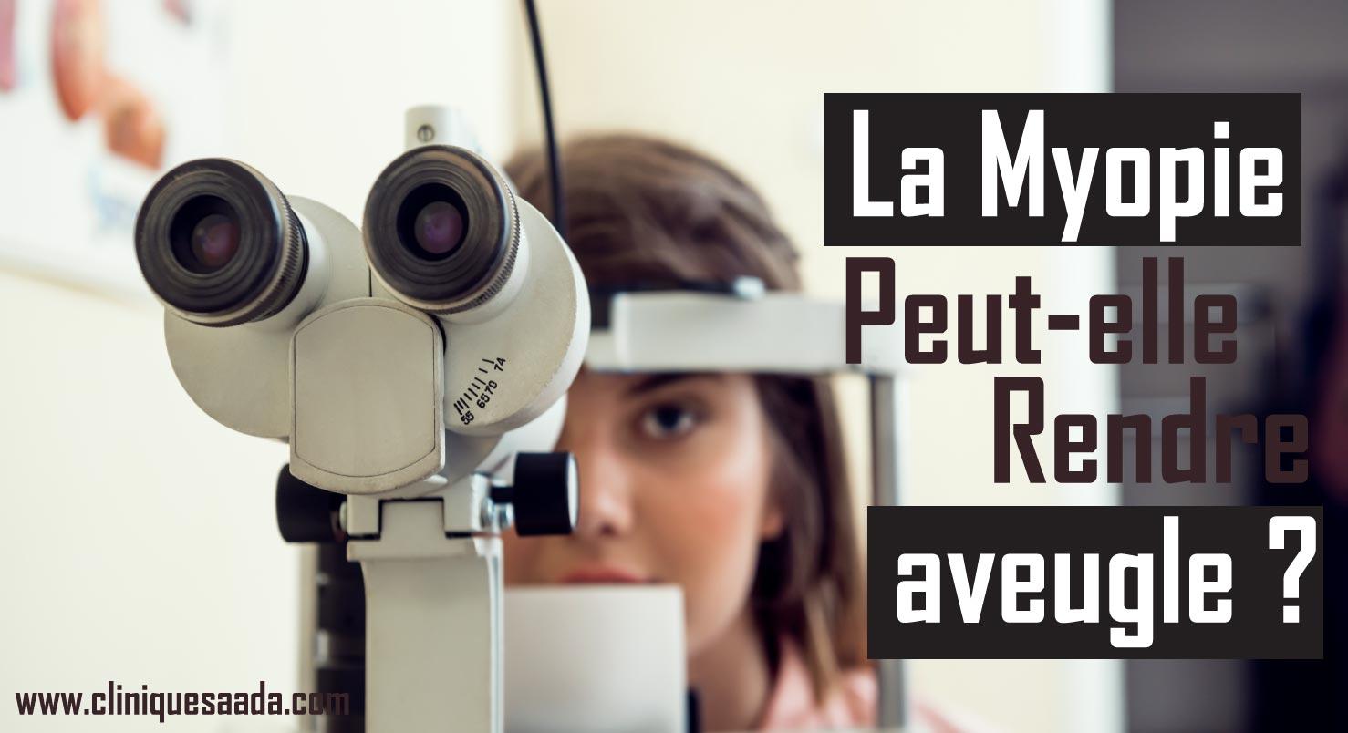 Read more about the article La myopie peut-elle rendre aveugle?
