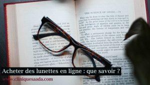 Read more about the article Acheter des lunettes en ligne : que savoir ?