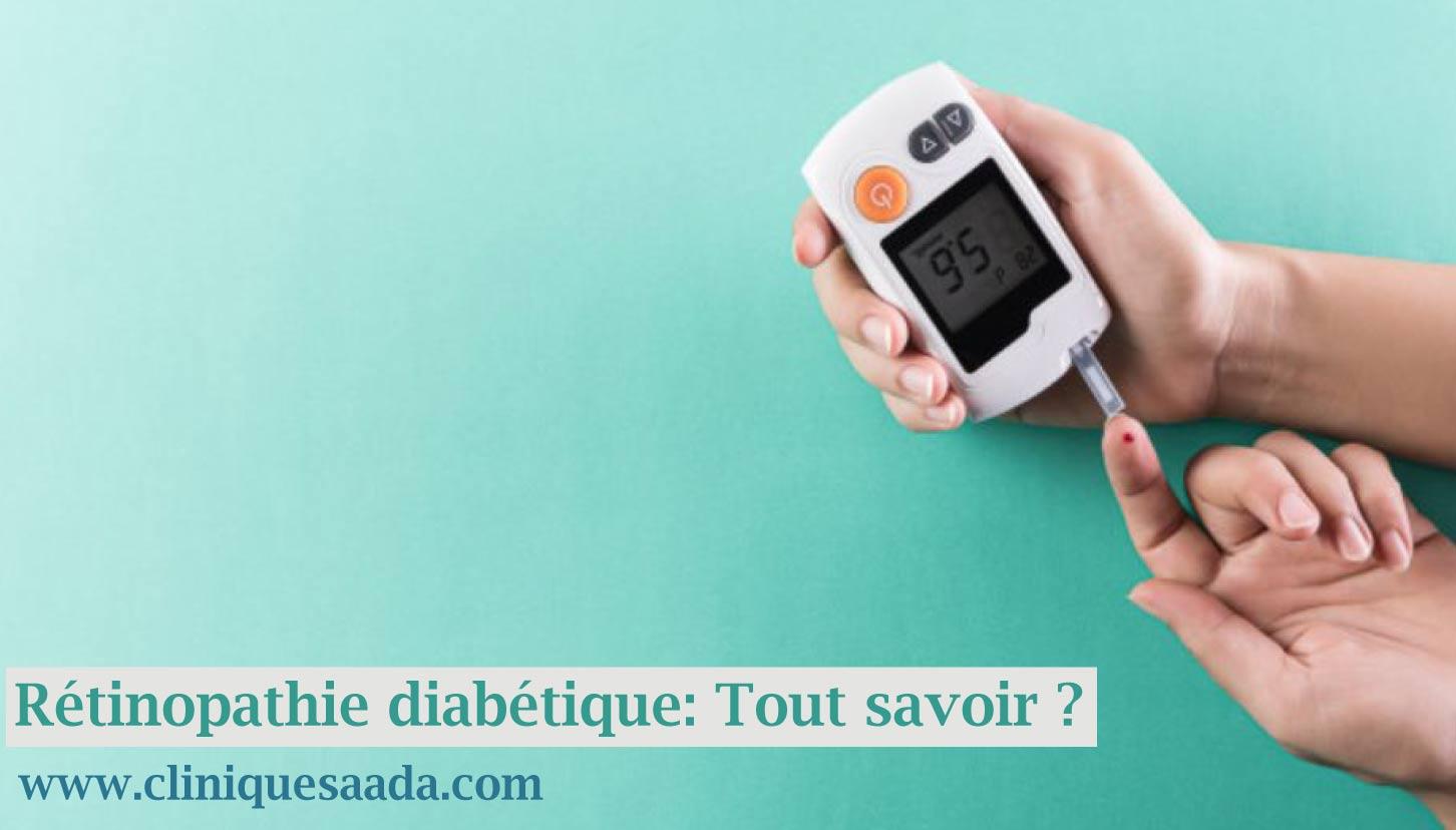 Rétinopathie diabétique en Algérie : Tout savoir