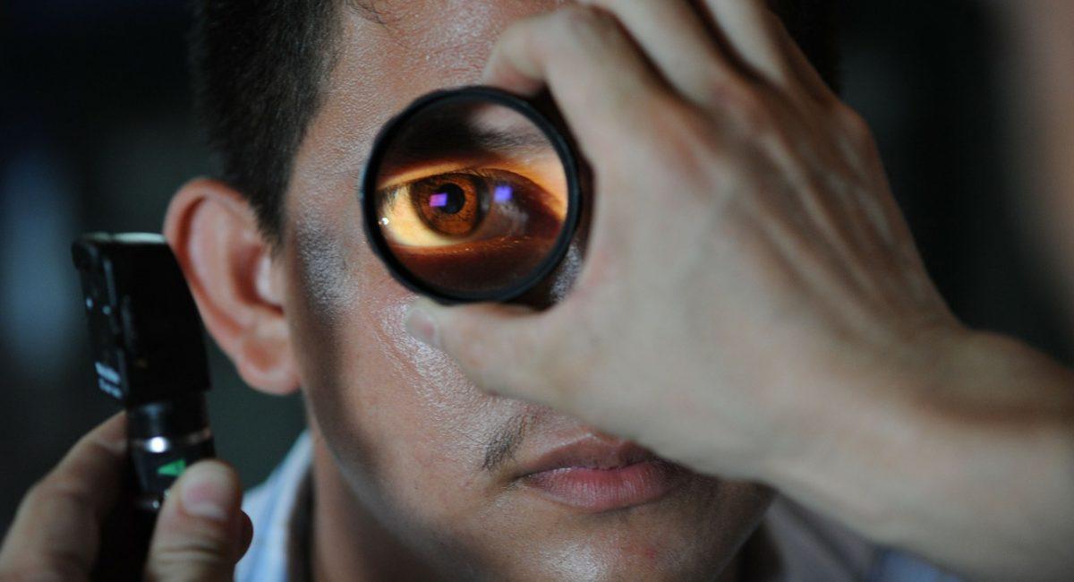 Chirurgie du glaucome Alger clinique ophtalmologique diar saada